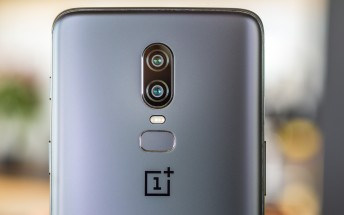 OxygenOS 9.0.2 is rolling out to the OnePlus 6 with Nightscape and Studio Lighting