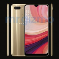 More Oppo A7 images