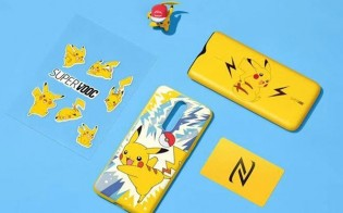Pikachu will charge your Oppo with 50W speeds