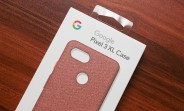 Official Google Pixel 3 XL case hands-on