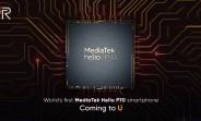 Realme U officially confirmed to sport MediaTek Helio P70