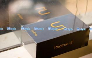 Alleged Realme U1 retail box