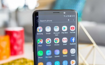 Samsung issues hotfix update in second Android Pie beta for Galaxy S9