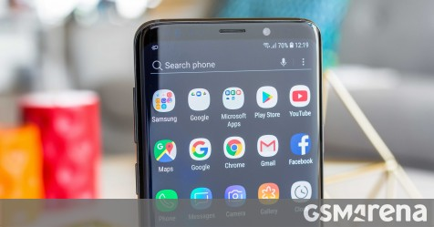 Samsung issues hotfix update in second Android Pie beta for Galaxy