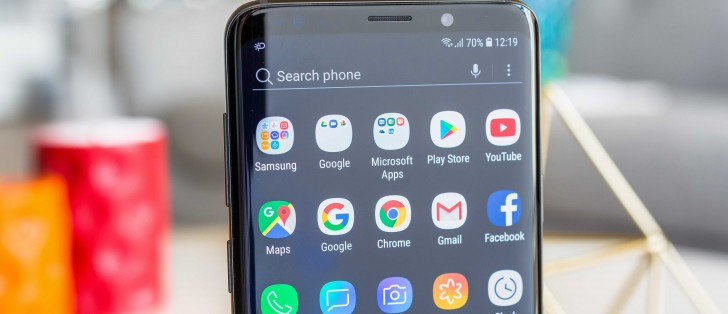 Samsung issues hotfix update in second Android Pie beta for