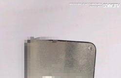 Alleged photos of Samsung Infinity-O display panels