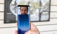 Samsung Galaxy S10 to skip the iris scanner