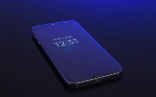 It's been a while: Samsung Galaxy S7 (flat)