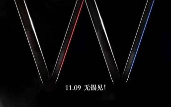 Samsung W2019 clamshell arriving on November 9