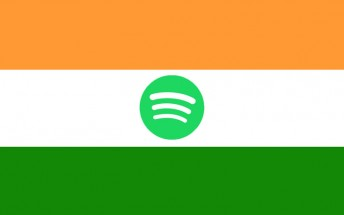 Spotify racks up 1 million users in India in a week