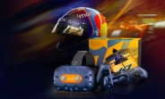 Vive Pro McLaren Limited Edition VR headset appeals to F1 fans