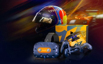 Vive Pro McLaren Limited Edition VR headset appeals to F1 fans