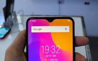 vivo Y95 appears in hands-on photos