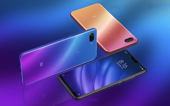 Xiaomi Mi 8 Lite version with 4 GB RAM and 128 GB storage incoming