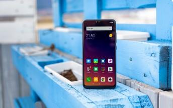 Xiaomi Mi 8 Lite in for review