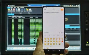Xiaomi Mi Mix 3 5G version demoed