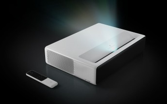 The Xiaomi Mi Laser Projector is now available in the US