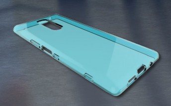 Renders of Sony Xperia XZ4 cases support rumor of extra tall body