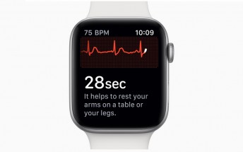 Apple Watch Series 4 return period extended to 45 days due to ECG feature