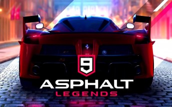 Asphalt 9: Legends adds support for 60fps on iPhones XS and XR