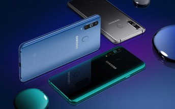 Samsung Galaxy A8s is now for sale, costs less than $450