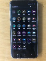 Alleged photos of a 5G-enabled Galaxy S10 prototype