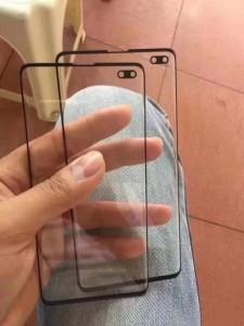 Samsung Galaxy S10+ screen protectors