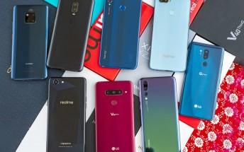 Gartner: Global smartphone sales stay flat as Chinese companies gain ground
