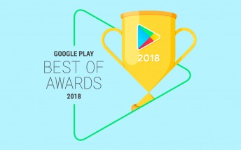 Google Play User's Choice Awards 2018: here are the winners