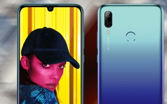 Huawei announces P Smart (2019), sales begin January 2
