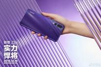 Lenovo Z5s in Purple