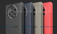 More Nokia 9 case renders solidify penta-camera design