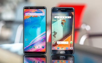 OnePlus 5 and 5T receive a new beta build of Android Pie