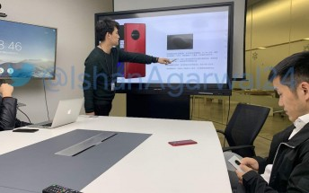 OnePlus 7 or OnePlus 5G leaks for the first time, take a look