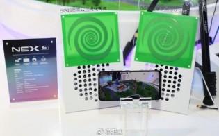 vivo NEX S with 5G modem