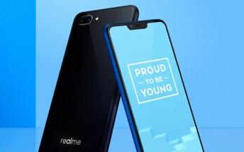 Realme C2 specs surface, might launch alongside Realme 3 Pro