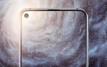 Move over Huawei, the Samsung Galaxy A8s is coming on December 10
