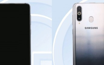 We get a great look at the Samsung Galaxy A8s thanks to the TENAA