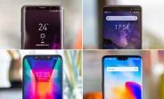 Top 10 fan favorite phones of 2018