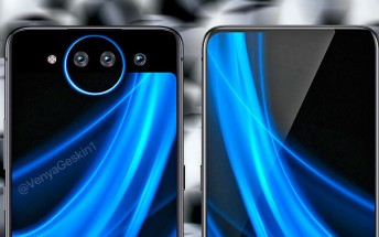 Here's how you switch between the front and rear screen on the vivo NEX 2