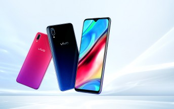 Vivo starts selling the Y93s - a Y93 with a Helio P22 and double the storage
