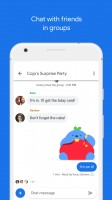 RCS is adopting many features we're used to from instant messaging apps