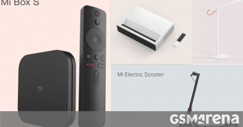 Xiaomi debuts three products in the US - GSMArena com news