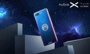 ZTE nubia X Starry Night with 512 GB arrives for pre-order
