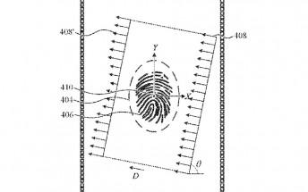 New Apple patent shows plans for in-display fingerprint scanner