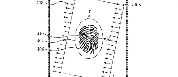 New Apple patent shows plans for in-display fingerprint