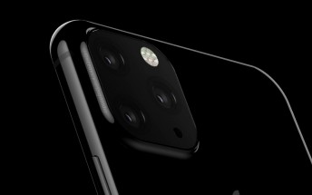 Alleged 2019 iPhone renders surface, show off three cameras