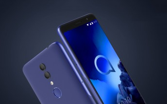 alcatel 1x unveiled with 5.5