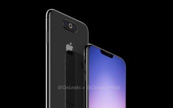 Another set of iPhone XI prototype renders surfaces