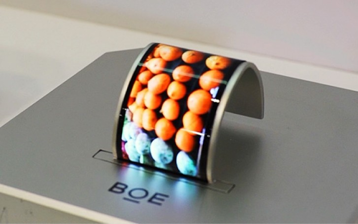 Qualcomm is partnering with BOE to produce flexible panels with 3D Sonic sensors